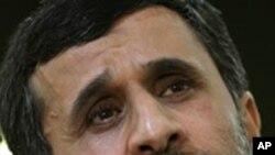 ایرانی صدر احمدی نژاد
