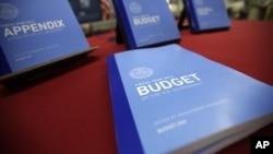Бюджет США