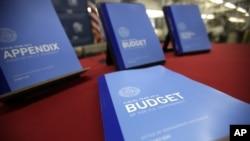 奧巴馬政府預算