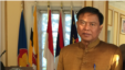 Ambassador Chum Bunrong said his main priority in coming years will be to open more cooperation in tourism, trade and investment. (Photo: VOA Khmer)