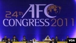 Kongres AFC ke 24 di Qatar memilih Pangeran Ali bin Al Hussein dari Yordania sebagai anggota komite eksekutif FIFA. Pangeran Ali meraih 25 suara, sedangkan kandidat lain Chung Mong-joon dari Korea Selatan mendapat 20 suara.