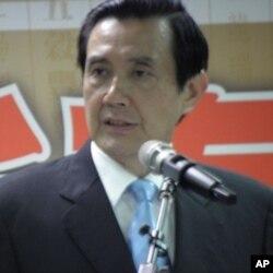 國民黨主席馬英九 參加新春團拜