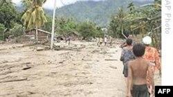 Indonesia: 8 người chết do lũ lụt