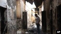 """Médicos Sin Fronteras consideró el ataque ocurrido en octubre del año pasado como un """"crimen de guerra""""."""