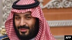 Le prince héritier saoudien Mohammed ben Salmane, Ryad, le 14 novembre 2017.