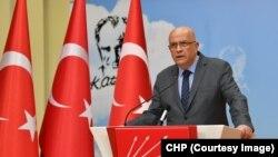 Milletvekilliği düşürülen CHP'li Enis Berberoğlu.