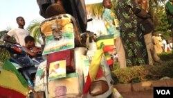 马里星期天举行总统选举