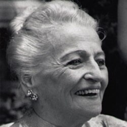 Pearl S. Buck on her 80th birthday.