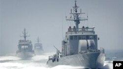 САД и Јапонија ќе изведат воена вежба долж јужнокорејското крајбрежје