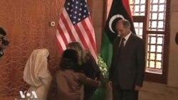 Визит Хиллари Клинтон в Ливию