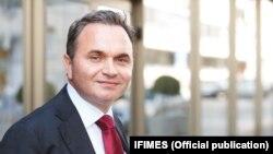 Zijad Bećirović, direktor Međunarodnog instituta za bliskoistočne i balkanske studije (IFIMES)