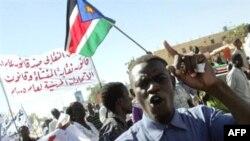 گردهمایی های اعتراضی در سودان