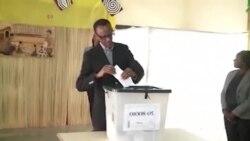 Rais Kagame ashiriki katika kura ya Maoni