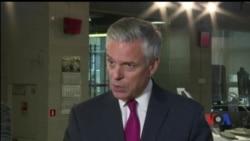 Посол США в Росії розкритикував наміри Росії надати статус іноземного агента закордонним медіа-організаціям. Відео
