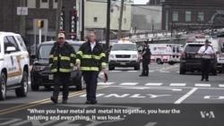 Eyewitnesses Describe Horror of Hoboken, NJ Train Crash