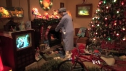 Christmas Museum Evokes Memories of Holidays Past