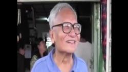 緬甸民主運動先驅吳溫丁逝世