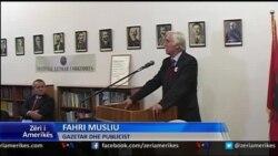 "Libri: ""Bekim Fehmiu-Odiseu i Kosovës"""