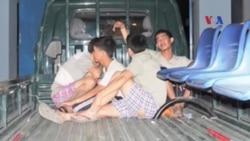 Hàng trăm người nghiện bỏ trốn ở Việt Nam
