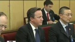 VOA连线:英首相卡梅伦访华 随行代表团规模空前