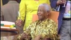 曼德拉與世長辭各國領導人致哀