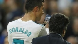 VOA Sports du 23 janvier 2018 : Ronaldo en sang !