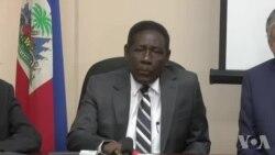 Siyati yon Akò ant Gouvènman Ayisyen an ak BID nan Kad Finansman Karavann Chanjman an