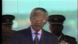 Nelson Mandelanın həyat yolu