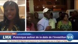 L'investiture de Félix Tshisekedi toujours attendue