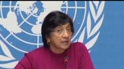 2013-12-03 美國之音視頻新聞: 聯合國稱敘利亞戰爭罪證據指向阿薩德