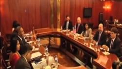 美國助理國務卿訪問科倫坡