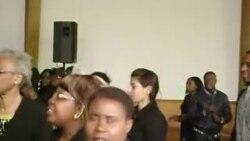 Zimbabweans, Americans Attend Late USAP Graduate Nancy Tinoza's Memorial Service