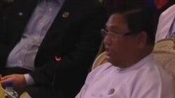 東盟在緬甸舉行外長會議