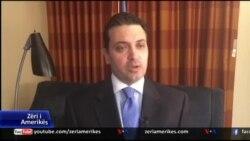 """Intervistë me kryetarin e ri të """"Vatrës"""""""
