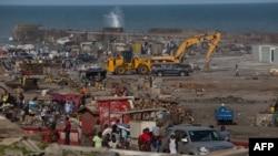阿克拉標誌性的詹姆斯城漁業社區的拆除工作於上月下旬已經開始,為的是建設由中國投資的數百萬美元的漁港。