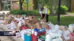 Virginia: Građani doniraju hranu za one kojima je najpotrebnija