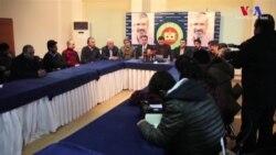 STK'lardan Hükümet ve PKK'ya Çağrı