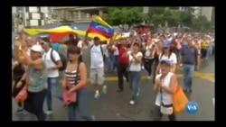 Venezuela vive dias de crise