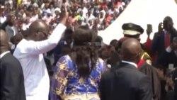 Liberia Weah