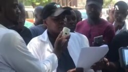Zimbabwe Doctors Protest