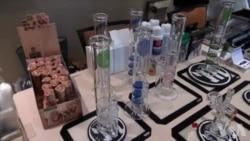 华盛顿举行大麻展销会