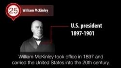 America's Presidents - William McKinley