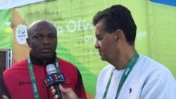 Equipa angolana de andebol foi surpresa no Rio 2016