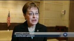 Конгресвумен Марсі Каптур вразила сміливість українських жінок на Майдані. Відео