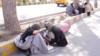 بُلوارهای شهر هرات٬ مکانی برای زندگی دایمی معتادان