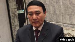 泰国副国防部长乌东德将军