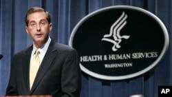 Alex Azar se desempeñó como viceseretario de Salud y Servicios Humanos durante la presidencia de George W. Bush.