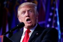 Sebagai Presiden AS, Donald Trump Diharapkan Tak Wujudkan Pernyataan Rasialnya