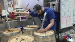 AQSh viski bizneslari va savdo urushi