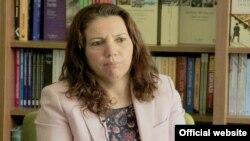 Halkların Demokratik Partisi Hakkari Milletvekili Selma Irmak
